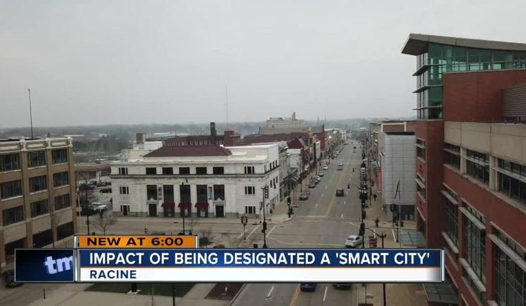 City of Racine wins Wisconsin's first 'Smart City' designation