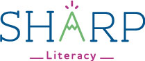 SHARP Literacy Logo