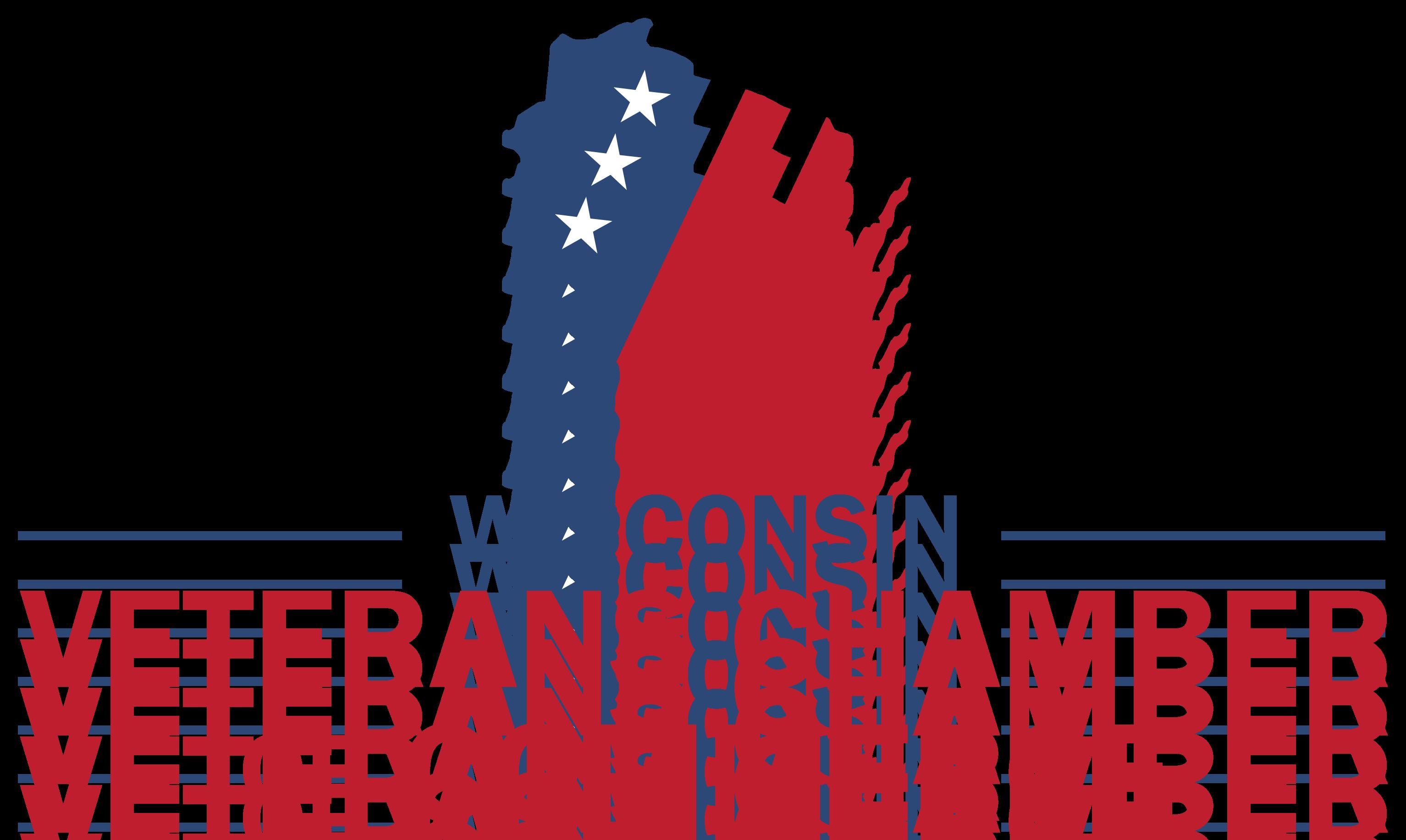 Wisconsin Veterans Chamber of Commerce Logo